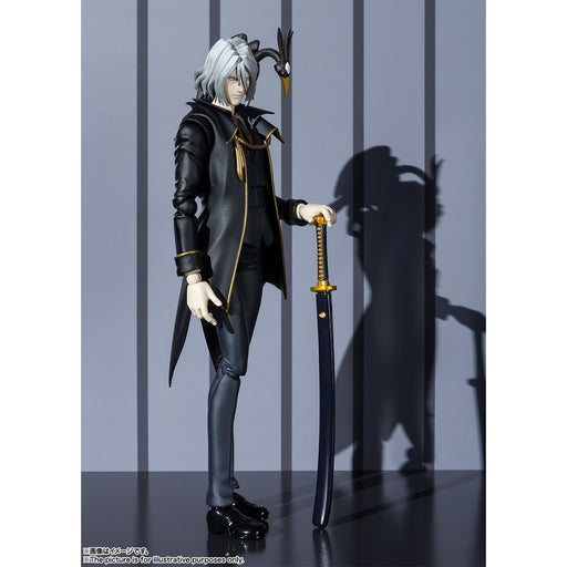 S.H. Figuarts Cowboy Bebop Vicious Figure - JANUARY 2020
