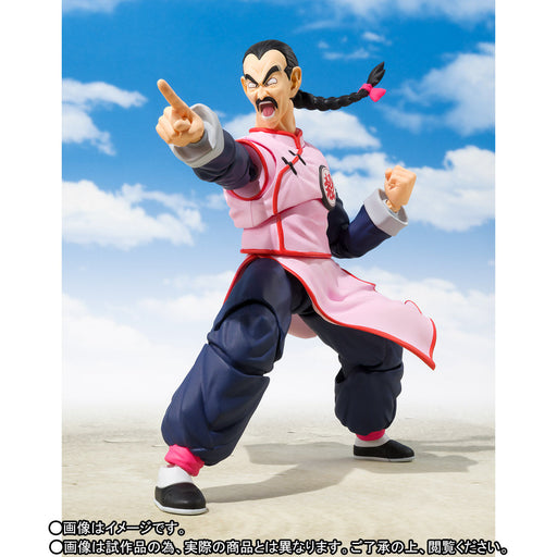 S.H. Figuarts Dragon Ball Tao Pai Pai  - FEBRUARY 2020