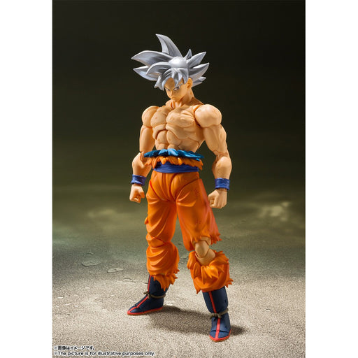 Dragon Ball Super S.H.Figuarts Ultra Instinct Goku