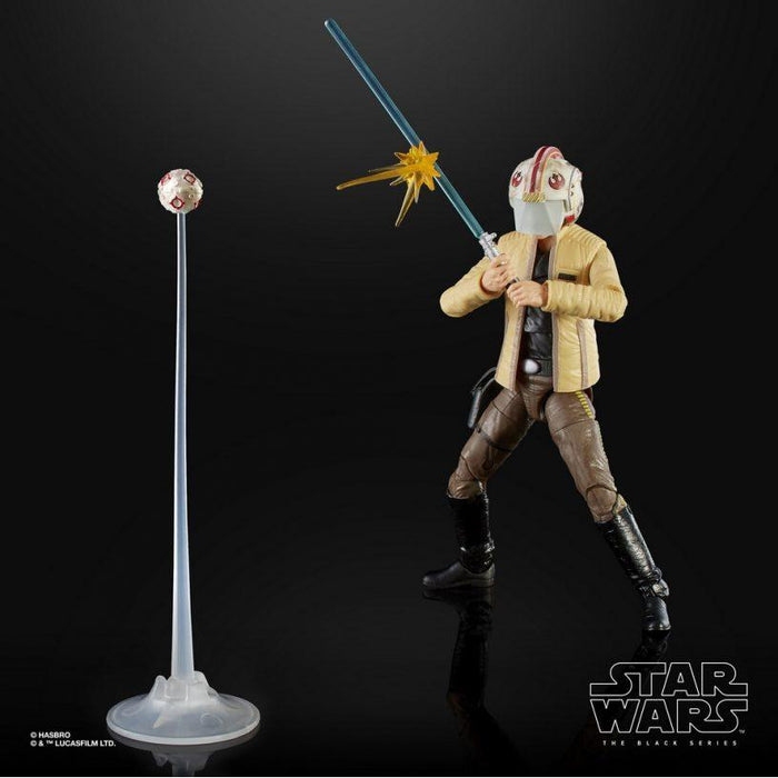 Star Wars Black Series Luke Skywalker Strikes (European Con Exclusive) Action Figure