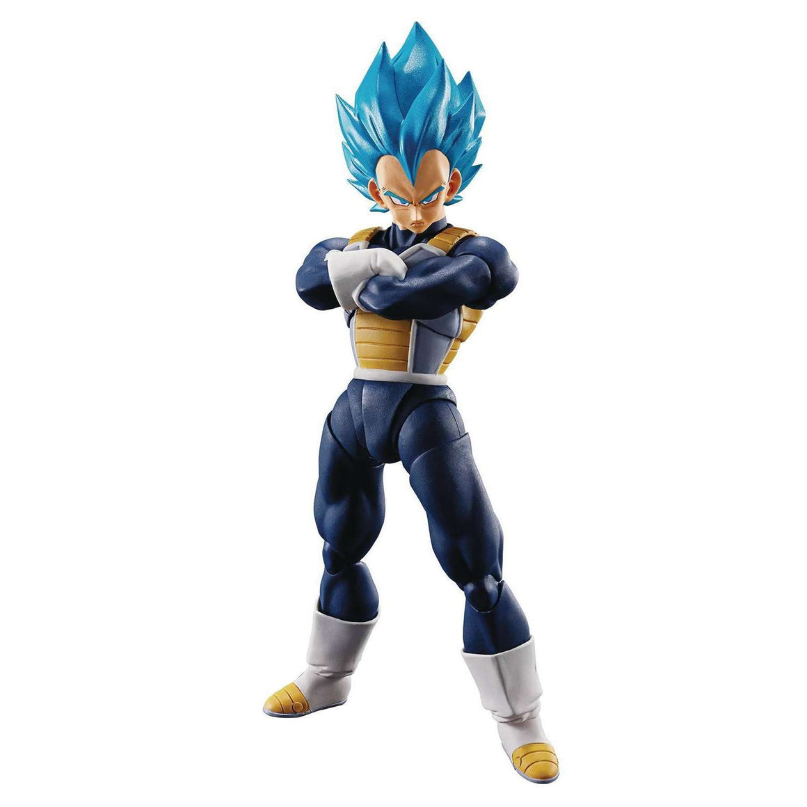 Dragon Ball Super: Broly (Movie) S.H.Figuarts - Vegeta SSGS (Super Saiyan God) - AUGUST 2019