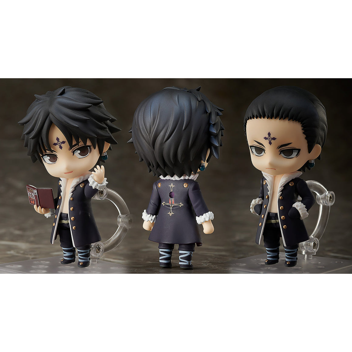 Hunter x Hunter Nendoroid No.1186 Chrollo Lucilfer - JULY 2020