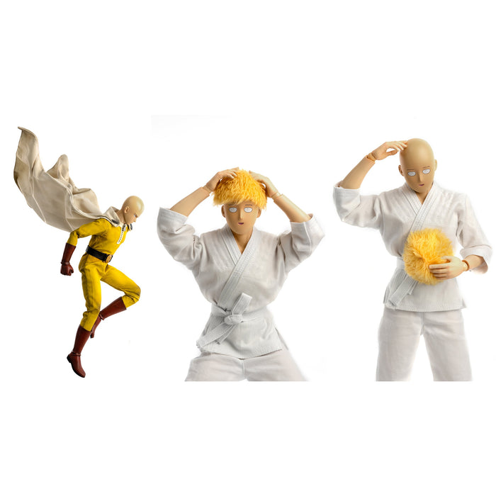 One-Punch Man Saitama (Season 2) Deluxe 1/6 Scale Action Figure - JANUARY 2020