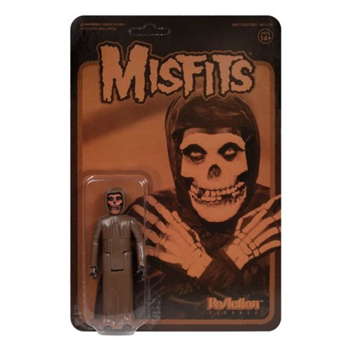 The Misfits Collection 2 Brown Fiend 3 3/4-Inch ReAction Figure - APRIL 2020