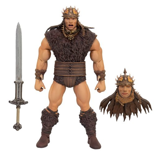 Conan the Barbarian Ultimates Conan 7-Inch Action Figure - NOVEMBER 2020
