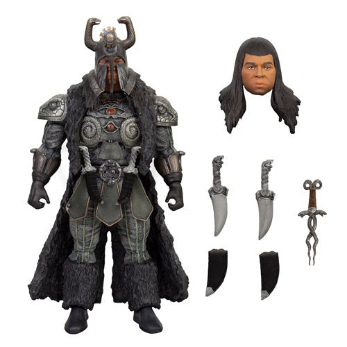 Conan the Barbarian Ultimates Thulsa Doom 7-Inch Action Figure - NOVEMBER 2020