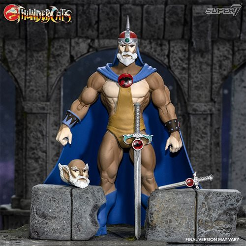 ThunderCats Ultimates Wave 3 - Jaga the Wise 7-Inch Action Figure - APRIL 2021