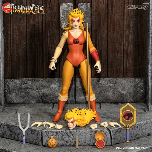 ThunderCats Ultimates Wave 3 - Cheetara 7-Inch Action Figure - APRIL 2021