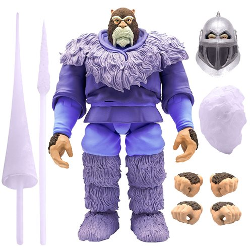 ThunderCats Ultimates Snowman of Hook Mountain 7-Inch Action Figure - NOVEMBER 2021