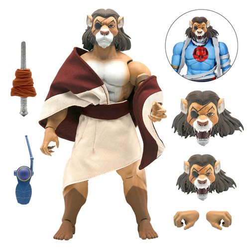 ThunderCats Ultimates Pumm-Ra 7-Inch Action Figure - NOVEMBER 2021