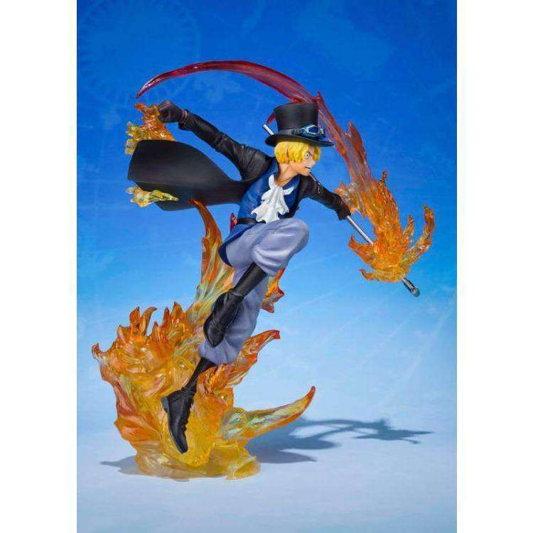 One Piece FiguartsZero - Sabo (Fire Fist) - MAY 2018