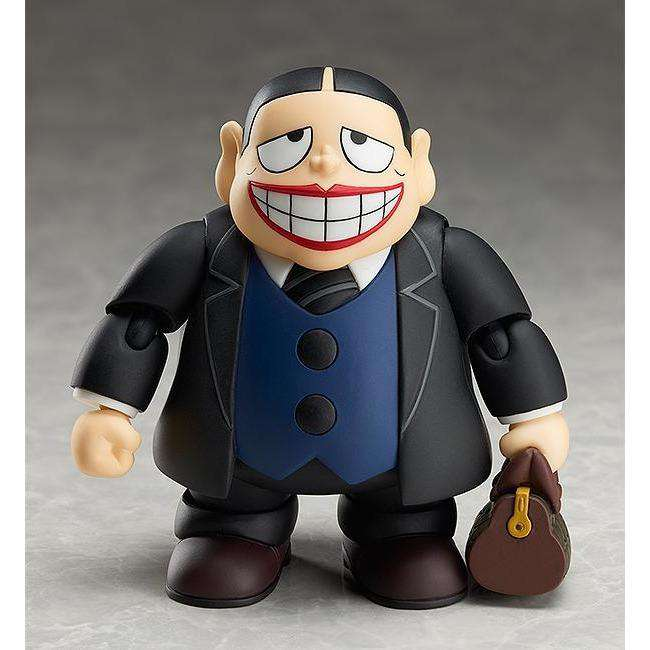 The Laughing Salesman: Figma SP-101 - Moguro Fukuzou - JUNE 2018