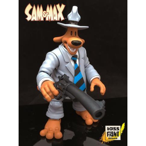 Sam & Max Wave 1 - Sam Deluxe Action Figure - Q4 2019