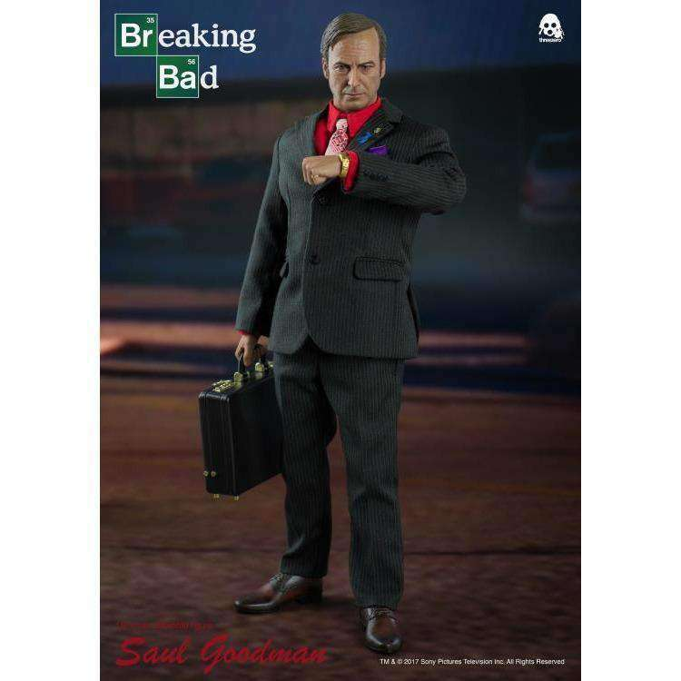Breaking Bad Saul Goodman 1/6 Scale Collectible Figure - Q3 2018