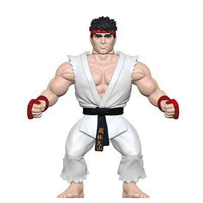 Street Fighter Ryu Savage World Action Figure - MAY 2019