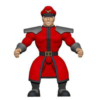 Street Fighter M. Bison Savage World Action Figure - MAY 2019
