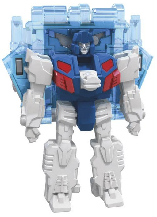 Transformers: Earthrise Battlemasters Soundbarrier