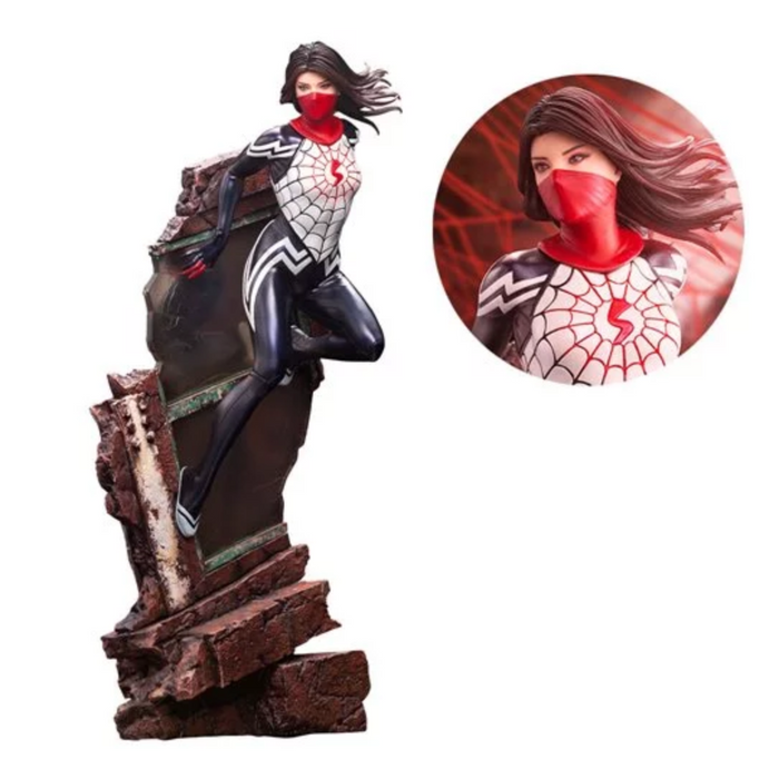 Woman of Marvel Silk ArtFX Premier Statue - JUNE 2020