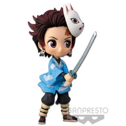 Demon Slayer Tanjiro Kamado Vol. 1 Petit Q Posket Statue - JUNE 2020