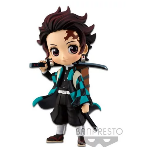 Demon Slayer Tanjiro Kamado Vol. 2 Petit Q Posket Statue - JUNE 2020