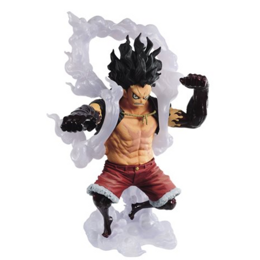 One Piece King of Artist Monkey D. Luffy Gear4: Snakeman Statue - JUNE 2020