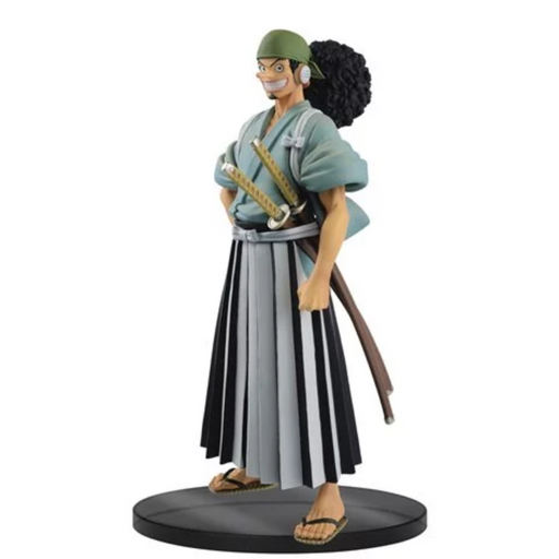 One Piece The Grandline Men Usopp Vol.6 Wanokuni DXF Statue - JUNE 2020