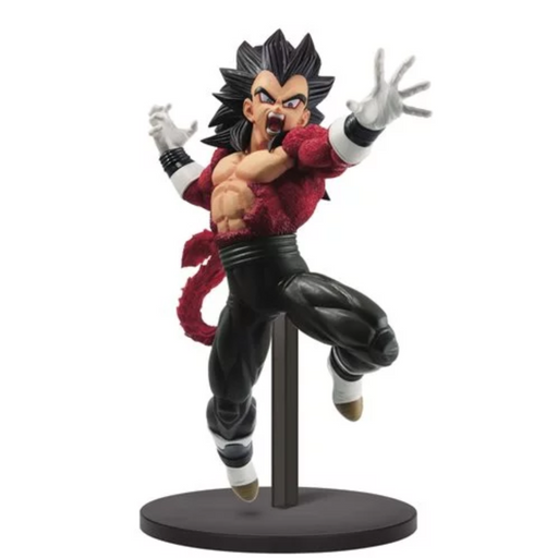 Super DB Heroes 9th Annv. Super Saiyan 4 Vegeta: Xeno Statue - JUNE 2020