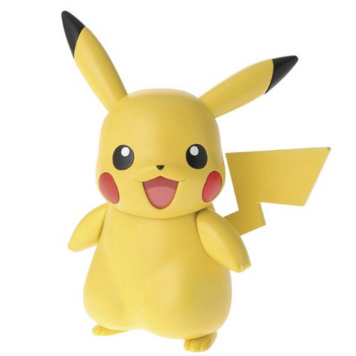 Pokemon Pikachu Model Kit - FEBRUARY 2020