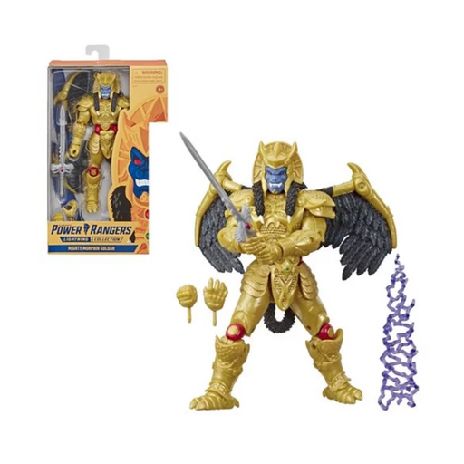 Power Rangers Lightning Collection Goldar Action Figure