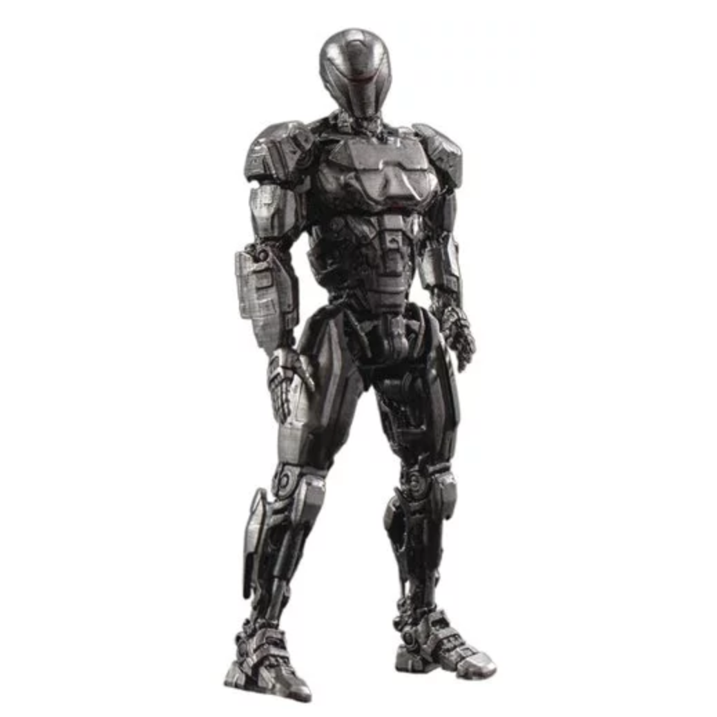 Robocop 2014 Omnicorp Em 208 Enforcement Droid 1 18 Scale Action Figure 2 Pack Previews Exclusive January 2021 Cool Collectibles And Unique Gift Items