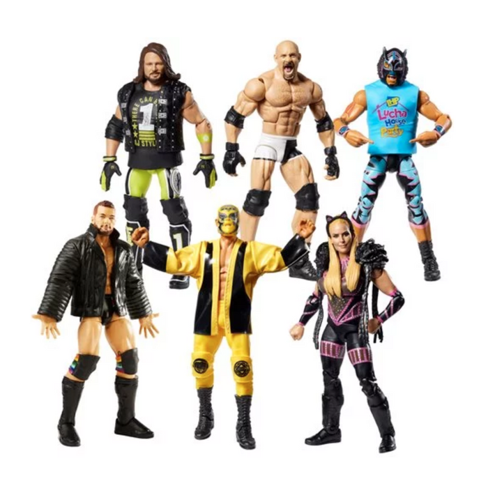 WWE Elite Collection Series 74 - Set of 6