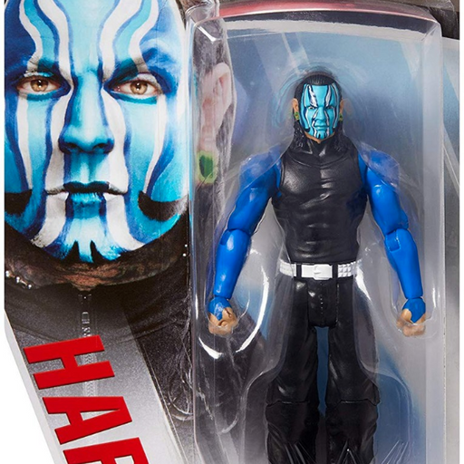 WWE Basic Figure Series 102 - Jeff Hardy
