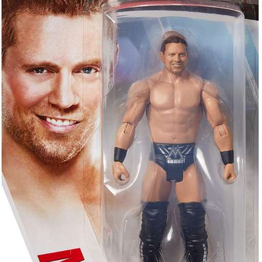 WWE Basic Figure Series 102 - The Miz