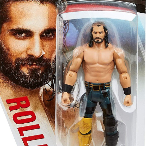 WWE Basic Figure Series 102 - Seth Rollins