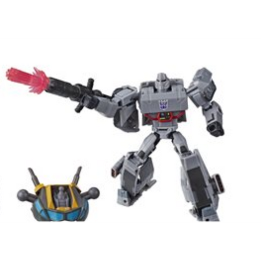 Transformers Cyberverse Deluxe Wave 3 Megatron - JUNE 2020