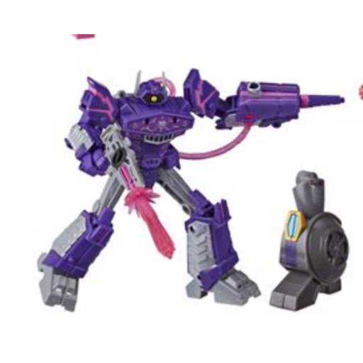 Transformers Cyberverse Deluxe Wave 3 Shockwave - JUNE 2020