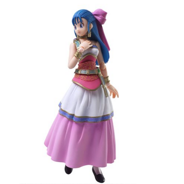 Dragon Quest V: Hand of the Heavenly Bride Nera Bring Arts Action Figure - SEPTEMBER 2020