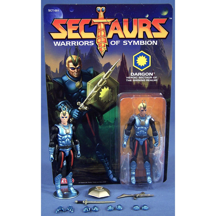 Sectaurs: Warriors of Symbion Dargon