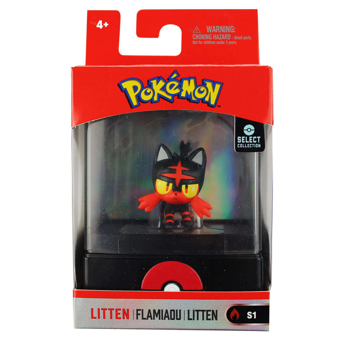 Pokémon Select Collection - Litten