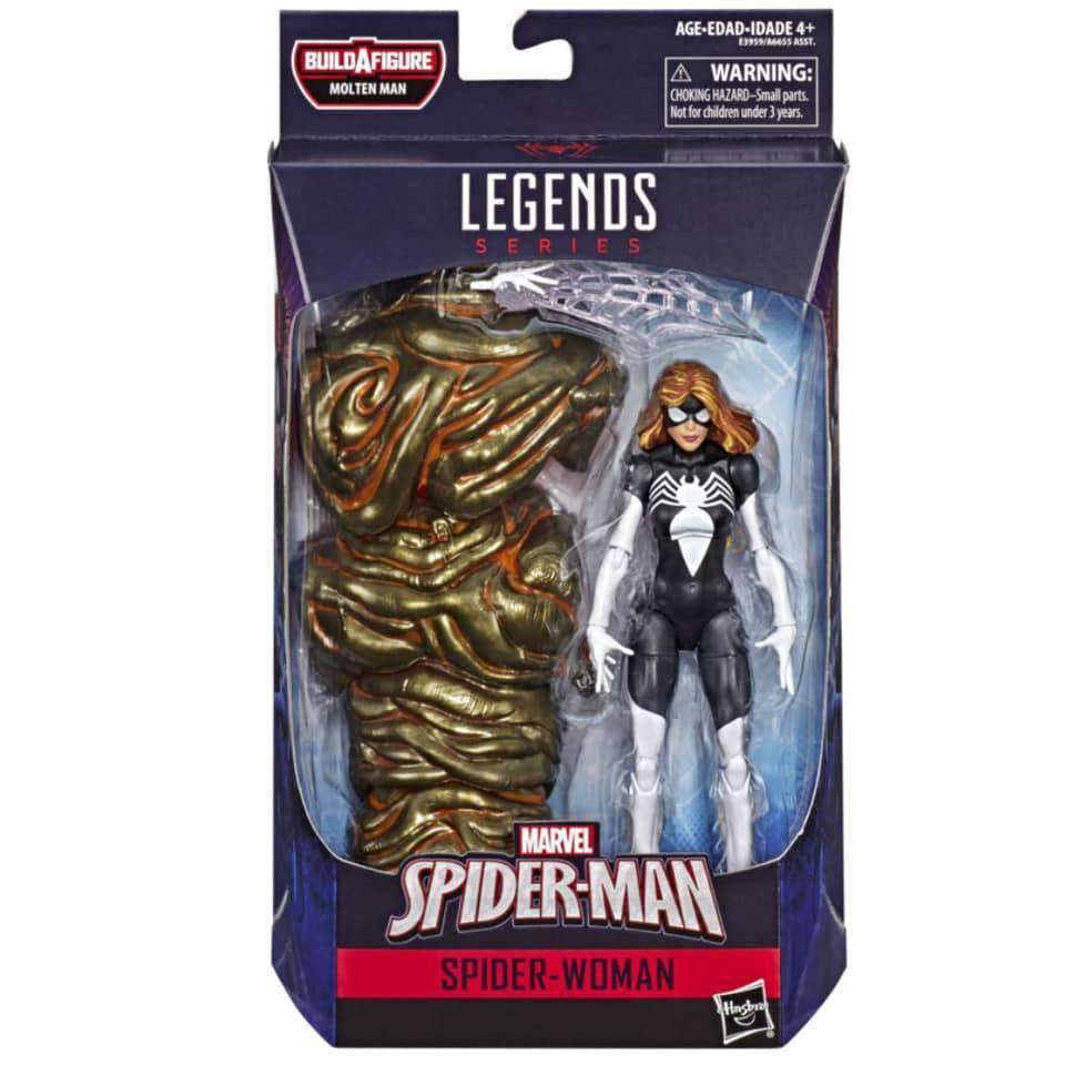 Amazing Spider-Man Marvel Legends Wave 12 - Spider-Woman - MAY 2019