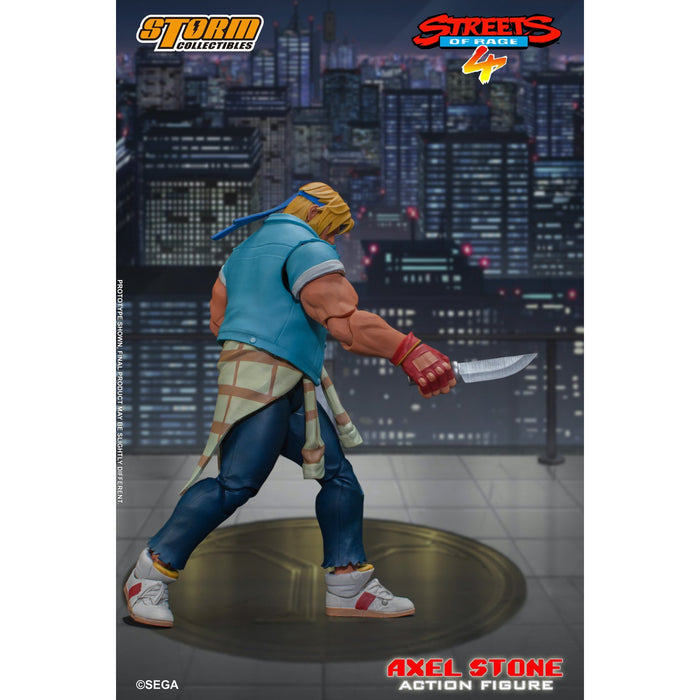 Streets of Rage 4 – Axel Stone Figure - Q4 2020