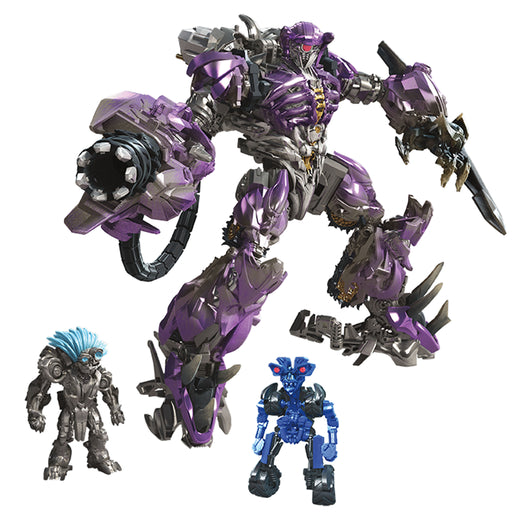 Transformers Studio Series Premier Leader Wave 4 - Shockwave - JANUARY 2020