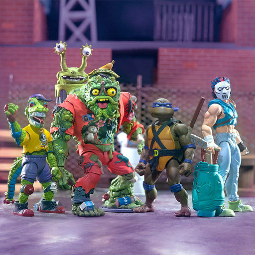 Teenage Mutant Ninja Turtles Ultimates Wave 4 - Set of 4 - DECEMBER 2021