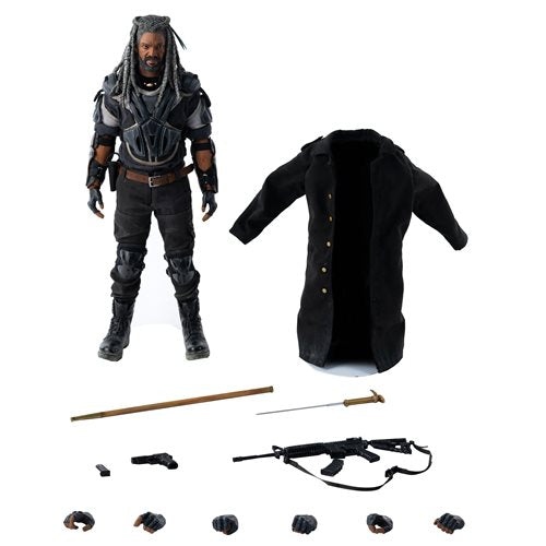 The Walking Dead King Ezekiel 1:6 Scale Action Figure - MAY 2021