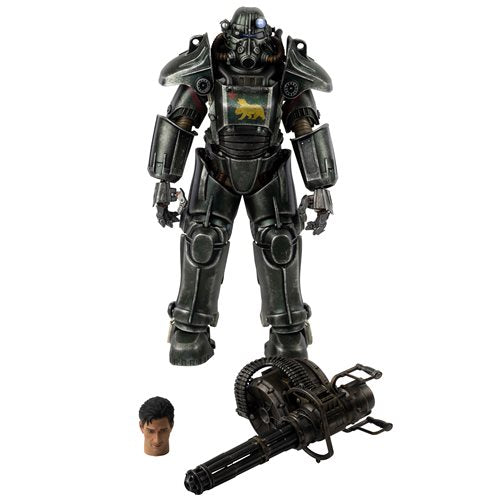 Fallout: New Vegas T-45 NCR Salvaged Power Armor 1:6 Scale Action Figure - MAY 2021