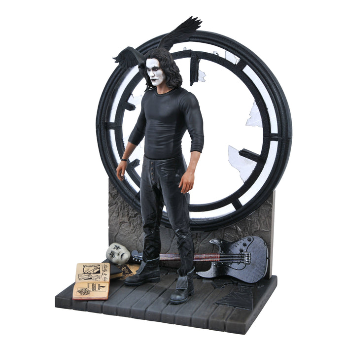 The Crow Movie Gallery PVC Statue - FEBRUARY 2021