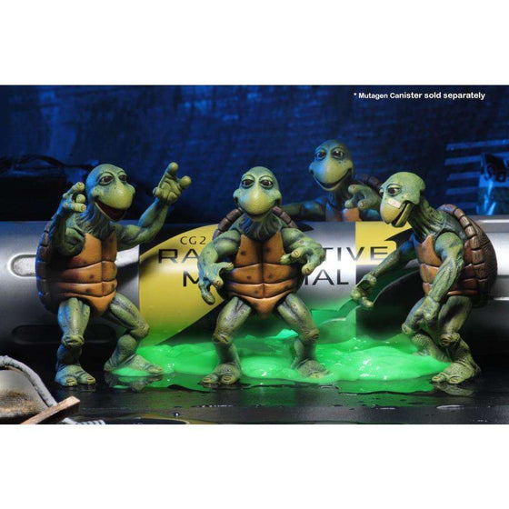 TMNT (1990 Movie) Baby Turtles 1/4 Scale Figure Set - MARCH 2018!