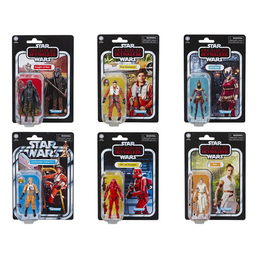 Star Wars The Vintage Collection Wave 1 (ROS) - Set of 6