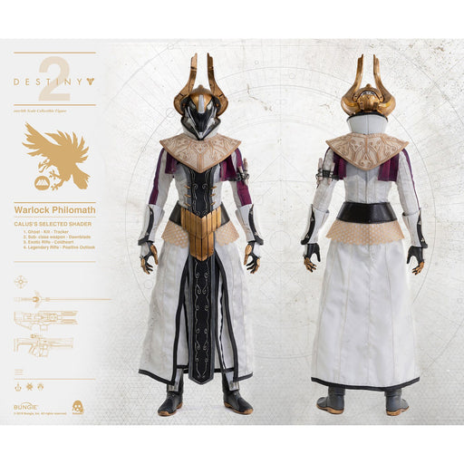 Destiny 2 Warlocks Set of 2 1/6 Scale Action Figures - Q3 2020
