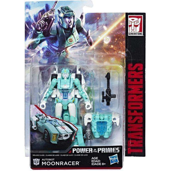 Transformers Power of the Primes Deluxe Wave 2 - Moonracer